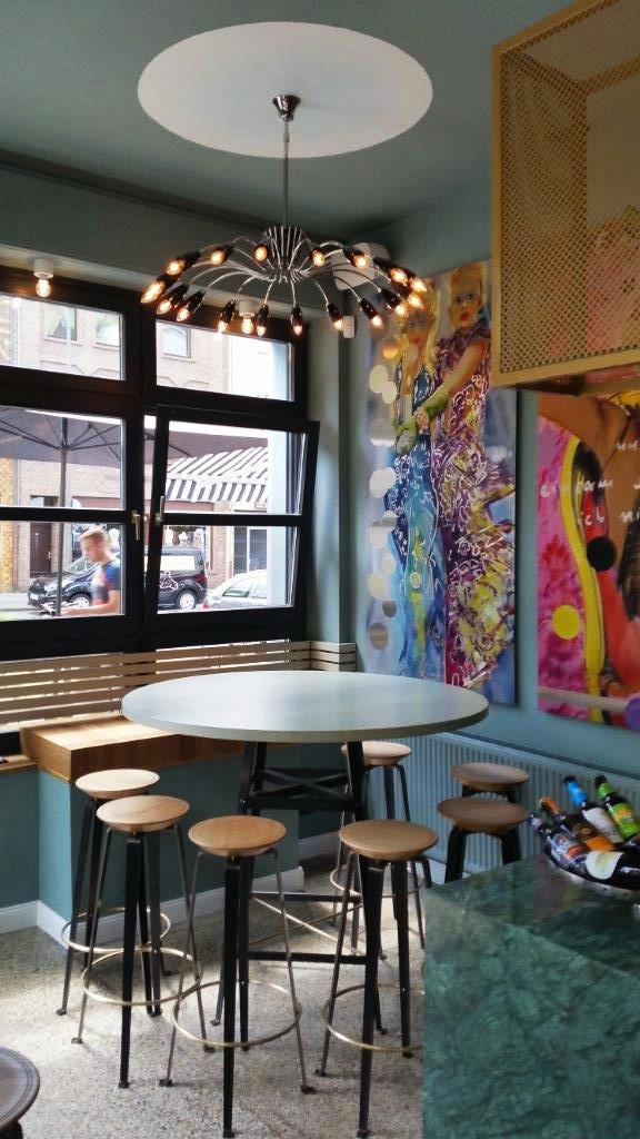 Architektur Düsseldorf Innenarchitektur Restaurant Design Köln Burger Restaurant Burger Karl Hermann´s